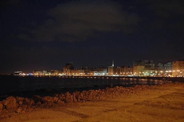 Alexandria Di Malam Hari